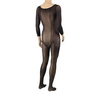Black Pantyhose Fullbody