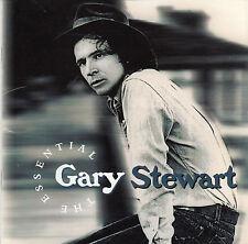 Gary Stewart the essential CD