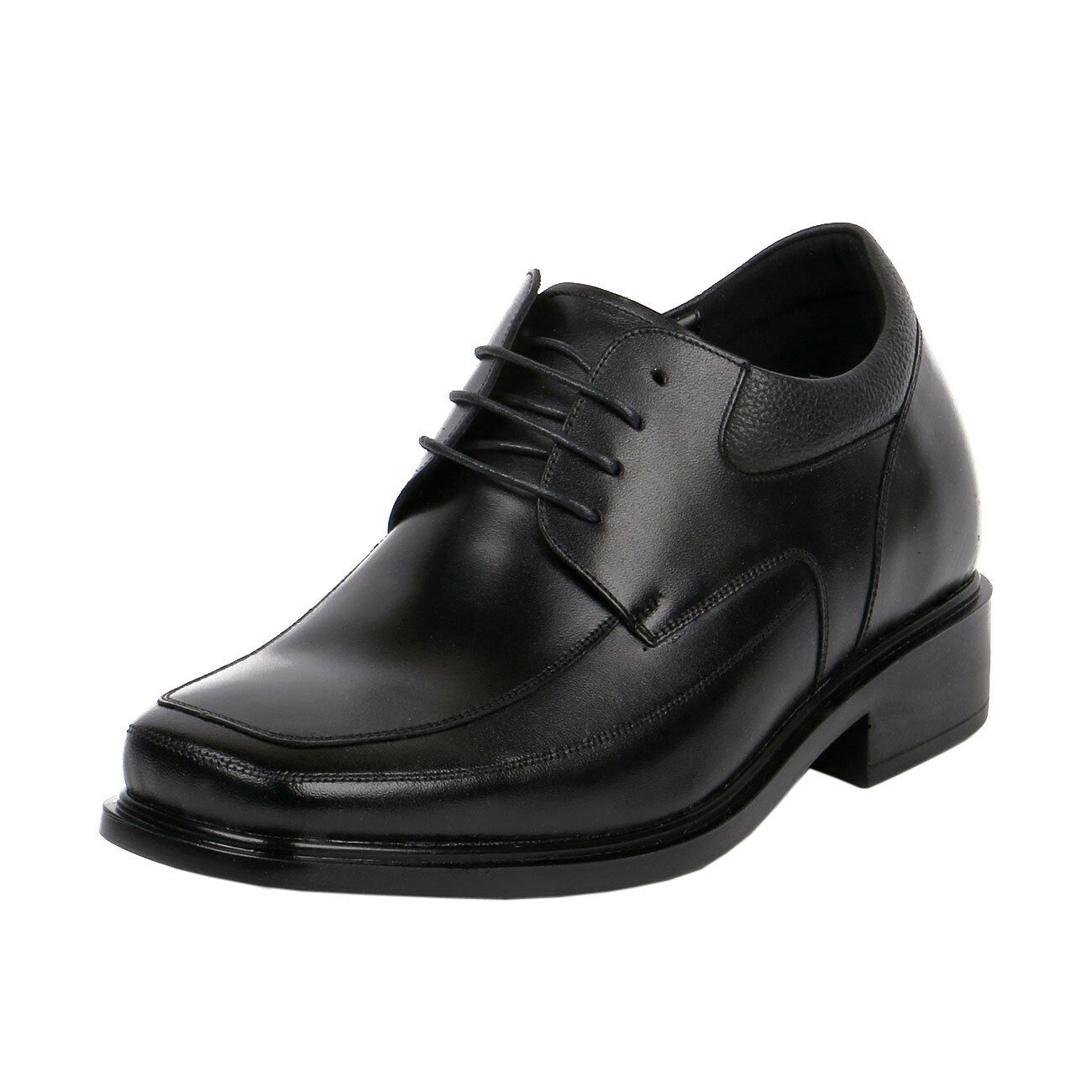 Tall uomo Shoes with High Heel Lifts for Short Height, 3