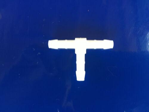 Schlauchverbinder T-Stück Y-Stück Kreuz-Stück 3 4 5 6 9 10 13 16 19 25mm POM