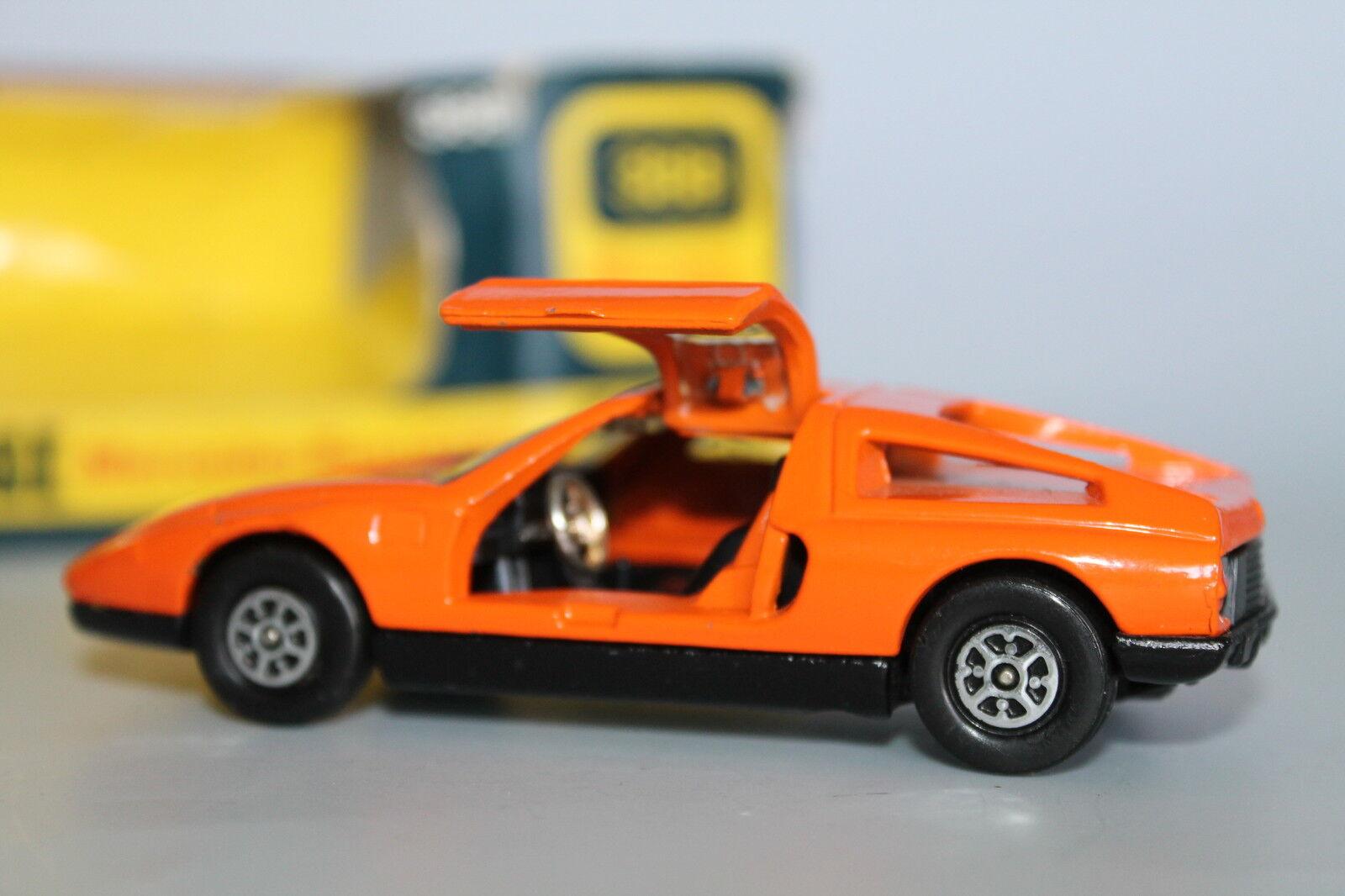 Senza tasse CORGI giocattoli  MERCEDES BENZ c111  OVP  1 1 1 43  TOP Condizione  vendita con alto sconto