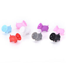 2pcs Mobile phone accessories pig subber sucker holder stand for cell phones XFF