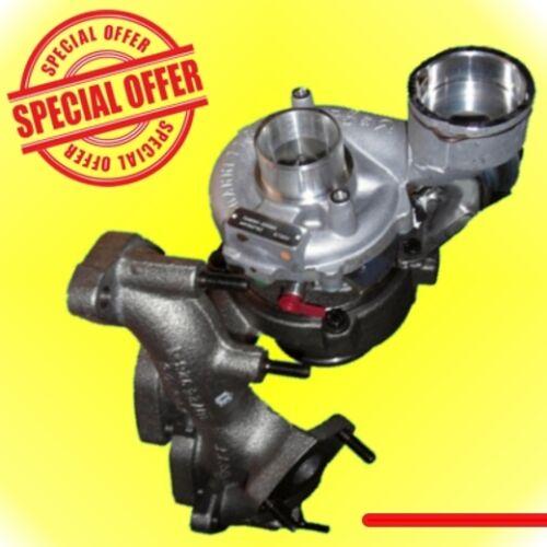 Turbo Charger 2.0 TDI BKD AZV ; 724930-1 ; 03G253010J ; 03G253014H ; 03G253019A