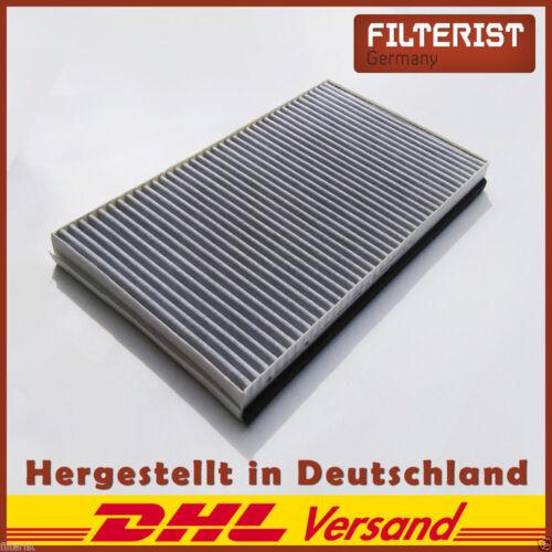 MANN-FILTER FP 3540 Filteristen KIRF-210-DE Innenraumfilter Vgl