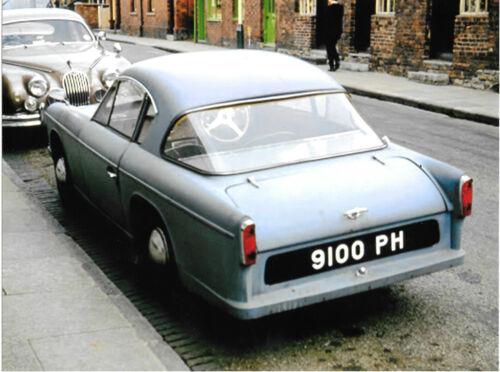 LMB DEBONAIR KIT CAR FORD SPECIAL ANGLIA TEN FOTO PHOTOGRAPH LESLIE BALLAMY