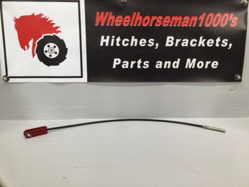 Toro Wheel Horse Lift Cable 105542