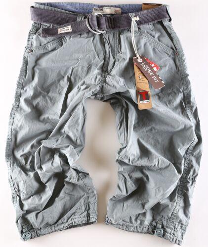 Timezone Herren  Bermuda Shorts 3//4 New Antigua Tz 6168 military Größen wählbar