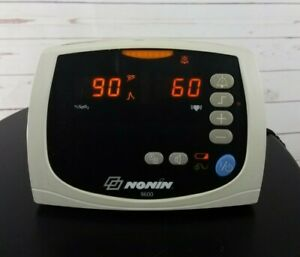 Nonin-9600-Patient-Monitor-Works