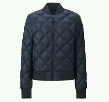 WOMEN ULTRA LIGHT DOWN QUILTED BLOUSON - Size L - Excellent Condition