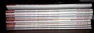 Bruno-Zevi-L-039-Architecture-Cronache-And-Storia-2003-Year-039-s-Issues-Completa-12
