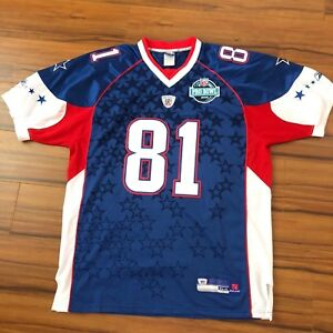 2dc5895f052 Terrell Owens  81 Dallas Cowboys NFL NFC 2008 All-Star Pro Bowl ...
