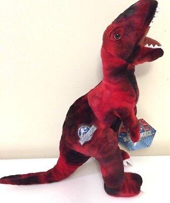 Jurassic World Plush Dinosaur Green Raptor Toy 17/'/'.Soft NWT.Stuffed Animal