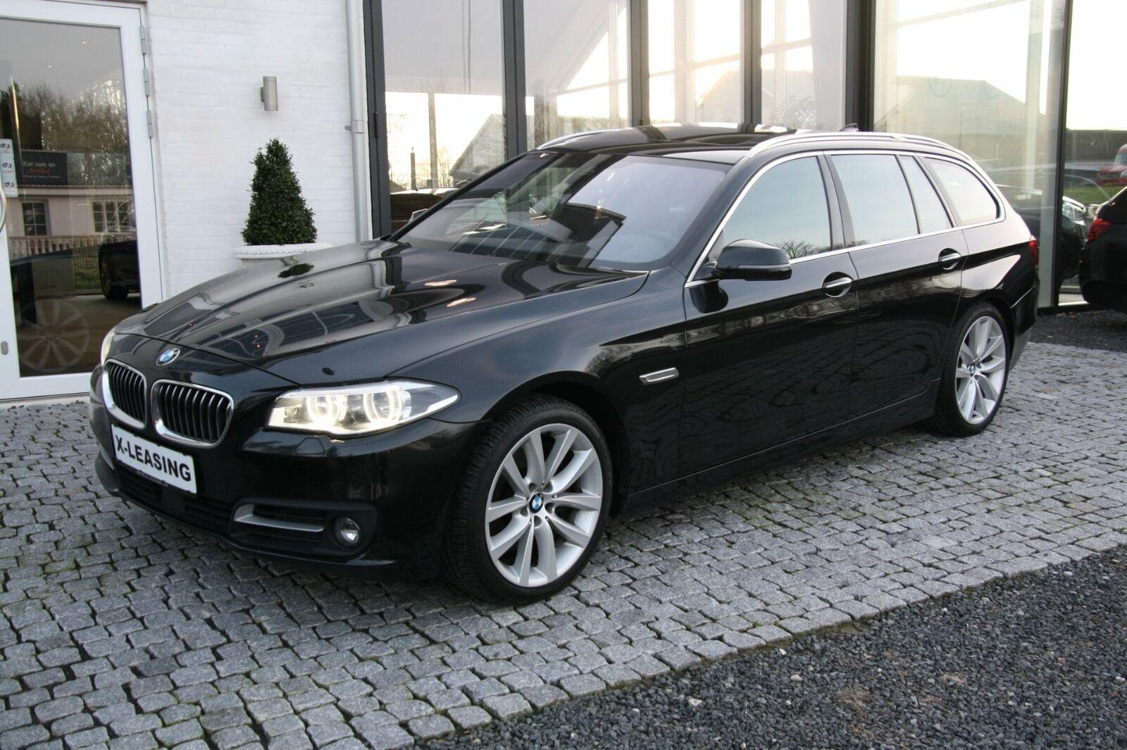 BMW 535d 3,0 Touring M-Sport xDrive aut. 5d - 2.785 kr.