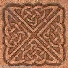 Craftool 3-D Leather Stamp Celtic Square (8538-00)