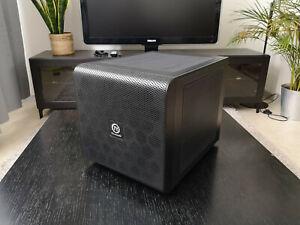 Thermaltake Core V21 - Boitier PC Noir - Black PC case - MicroATX/mini-ITX