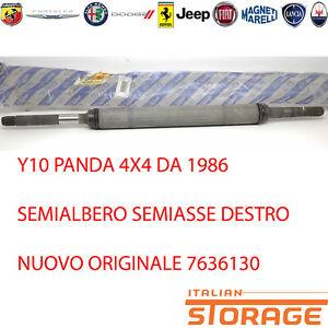 Y10-Panda-4X4-a-partir-de-1986-Demi-Arbre-Arbre-Droite-Neuf-Original-7636130
