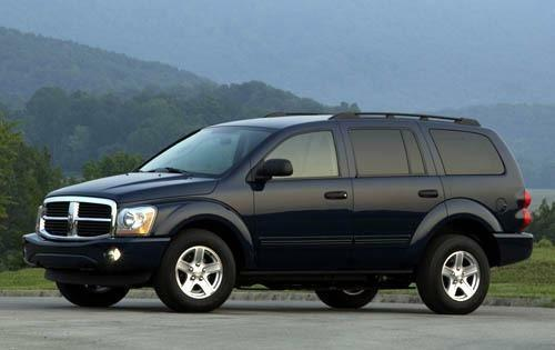 Dodge Durango Service Manual 2004