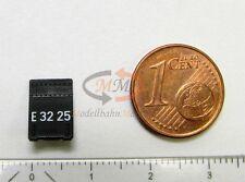 2 x Ersatz-Übergangsblech bedruckt z.B. für ROCO Elektrolok E 32 25 Spur H0 NEU