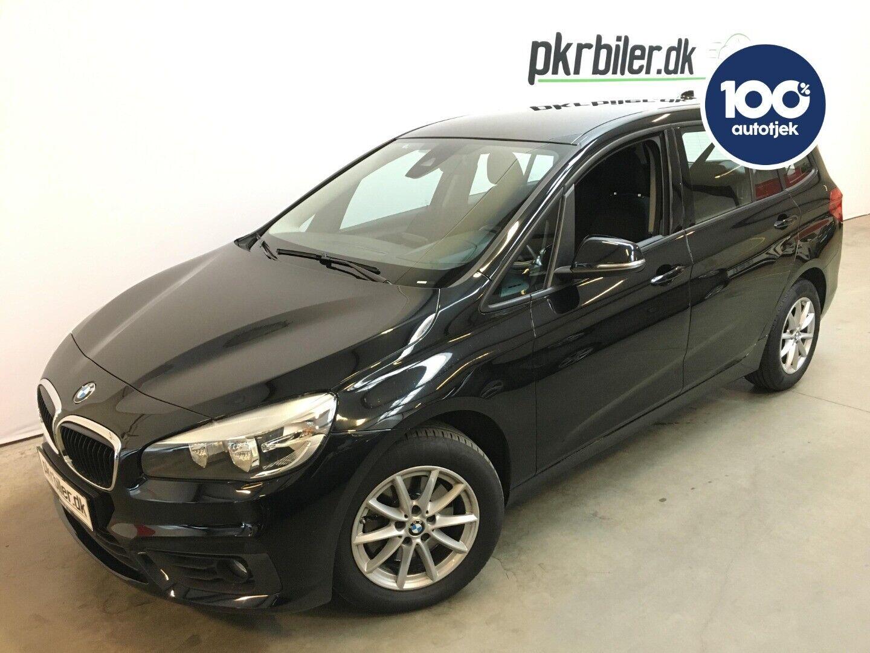 BMW 218d 2,0 Gran Tourer aut. 7prs 5d