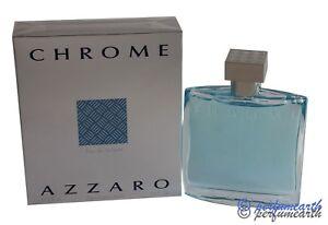 Chrome-by-Azzaro-3-3-3-4-oz-Eau-De-Toilette-Spray-for-men-New-In-Box
