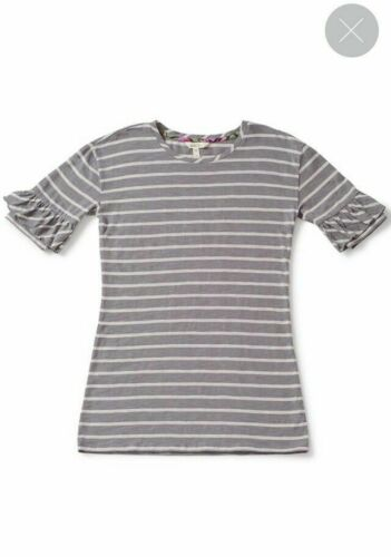 Matilda Jane Navigate You Tee Top Size XS L XL XXL NWT Womens Large Small Gray