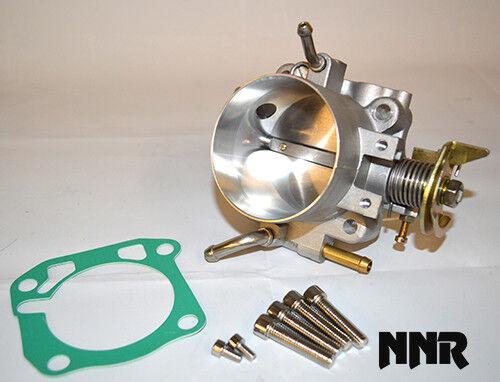 NNR Throttle Body 70mm w/Idle Screw for Honda/Acura B/D/H/F Series