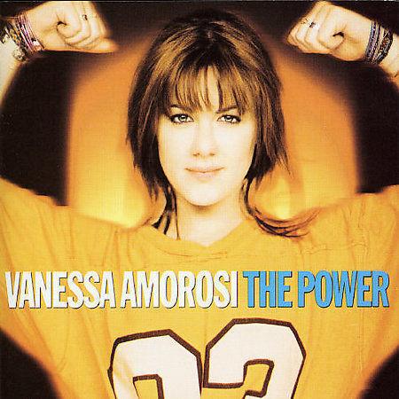 The Power by Vanessa Amorosi (CD, Apr-2000, Trans)