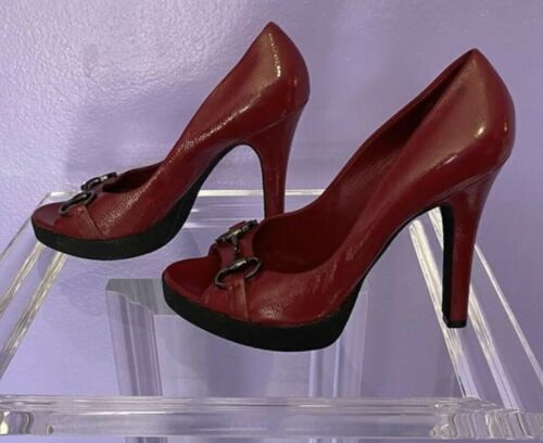 Gucci Red Heels Size 8.5
