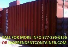 20' Cargo Container / Shipping Container / Storage Container in Miami, FL