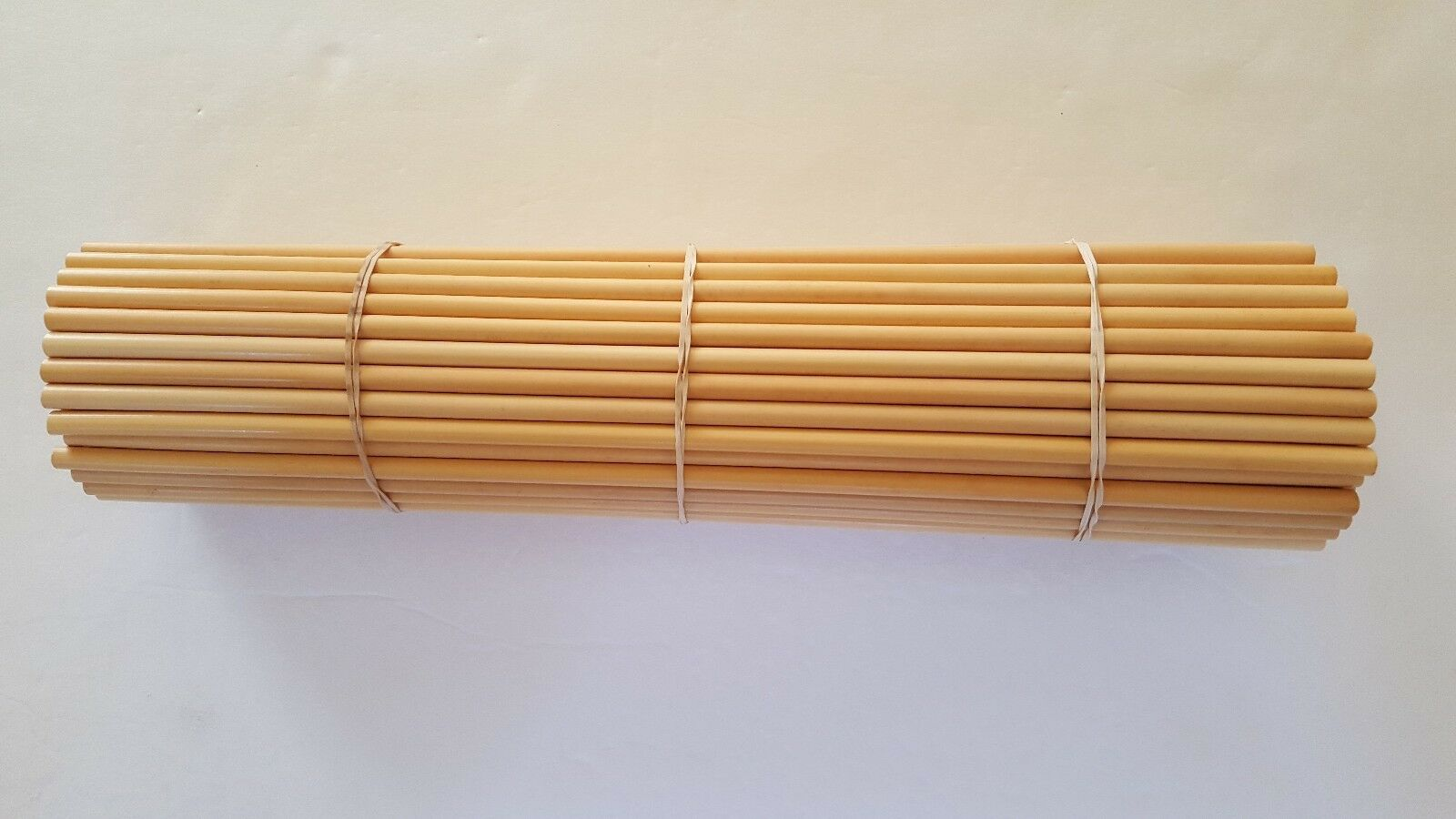 Rattan cane for percussion mallets