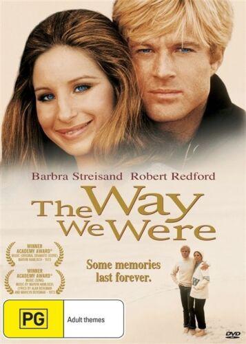 1 of 1 - THE WAY WE WERE - Robert Redford, Barbra Streisand - DVD