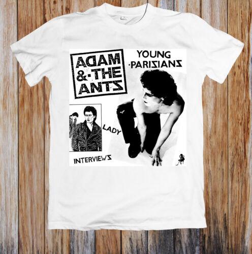 ADAM AND THE Antz 70 S Nouvelle Vague Rétro Vintage Unisexe T Shirt