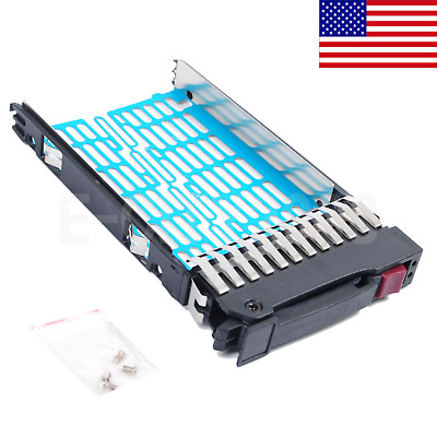 "2.5/"" SAS SATA Hard Drive Tray Caddy HP Proliant ML370 G5 G6 Gen5//6 Ship From USA"
