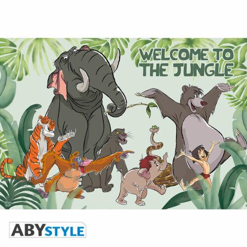 Jungle Book Maxi Poster Disney
