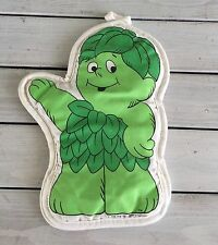 Baby Sprout Jolly Green Giant Vegetables Pot Holder Kitchen 1988 Vintage Retro