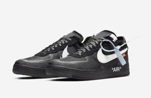 the best attitude a421a 2470b Details about Off White X Nike Air Force 1 Low