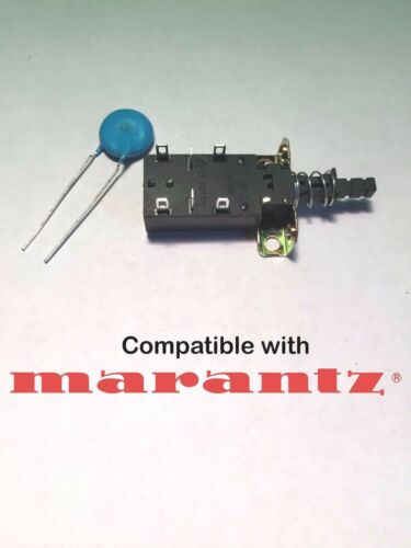 Marantz Compatible Power Switch /& Snubber for Vintage Receivers