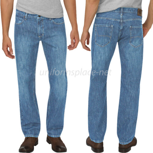 Dickies Jeans Mens X-Series Relaxed Fit Straight Leg 5-Pocket Denim Jean Pant