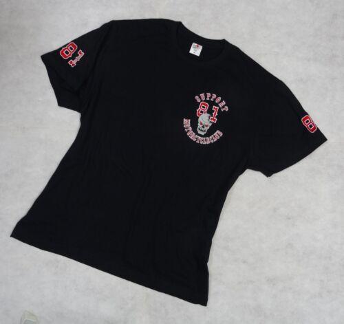 Hells Angels 6xl Taille S Support 81 T-shirt avec stick