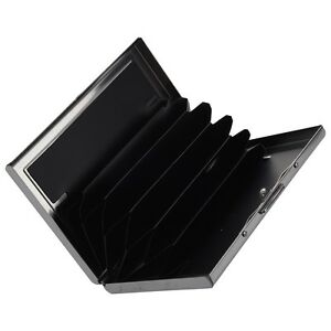 Pocket-Boite-de-Carte-de-credit-en-Aluminium-Porte-carte-etanche-Portable-W7Y6