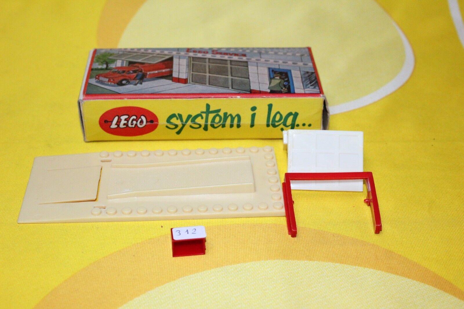 tomamos a los clientes como nuestro dios LEGO GARAGE GARAGE GARAGE 5 HELAUTOMATISKE VIPPEPORT DESS  SYSTEM I LEG  nuevo estilo