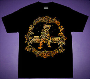 New-DropOut-Bear-shirt-kanye-college-west-tlop-cajmear-late-registration-vtg-XL