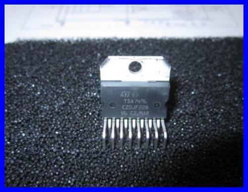 TDA7496 Audio Verstärker Amplifier 2-Ch Stereo 2x5W Multiwatt-15 1x