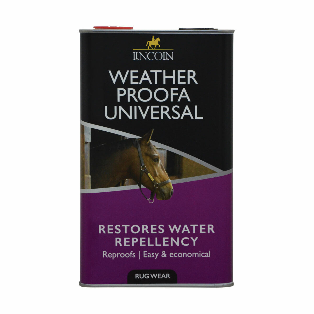 Lincoln Weather Proofa Universal 5Ltr  Water Proof Synthetic   Canvas Horse Rug