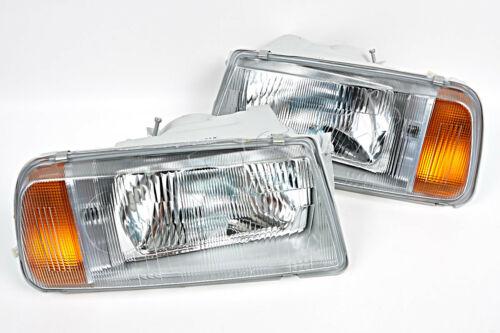 DEPO Headlights Front Lamps Pair For SUZUKI Vitara 88-98 3530060A31000