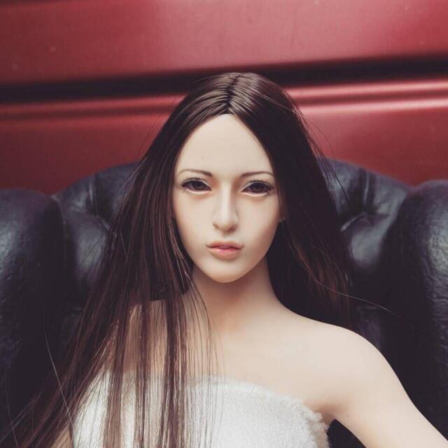WONDERY Wonder Lover Series 005B Dakota Tan Head Sculpt 1//6 FIT Phicen body