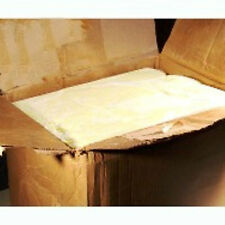 100% Raw Shea Butter Natural 25 LB White each box