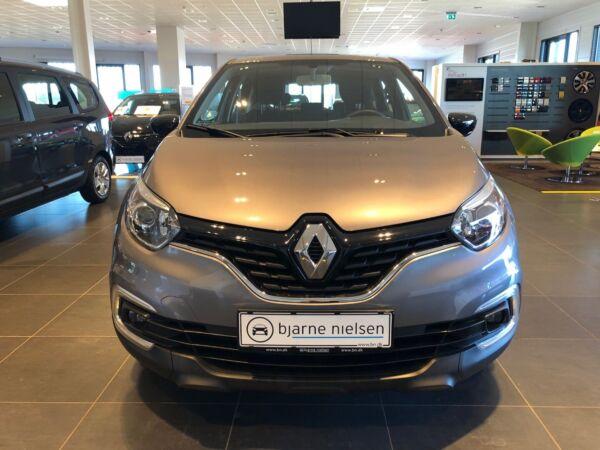 Renault Captur 1,5 dCi 90 Zen EDC - billede 2