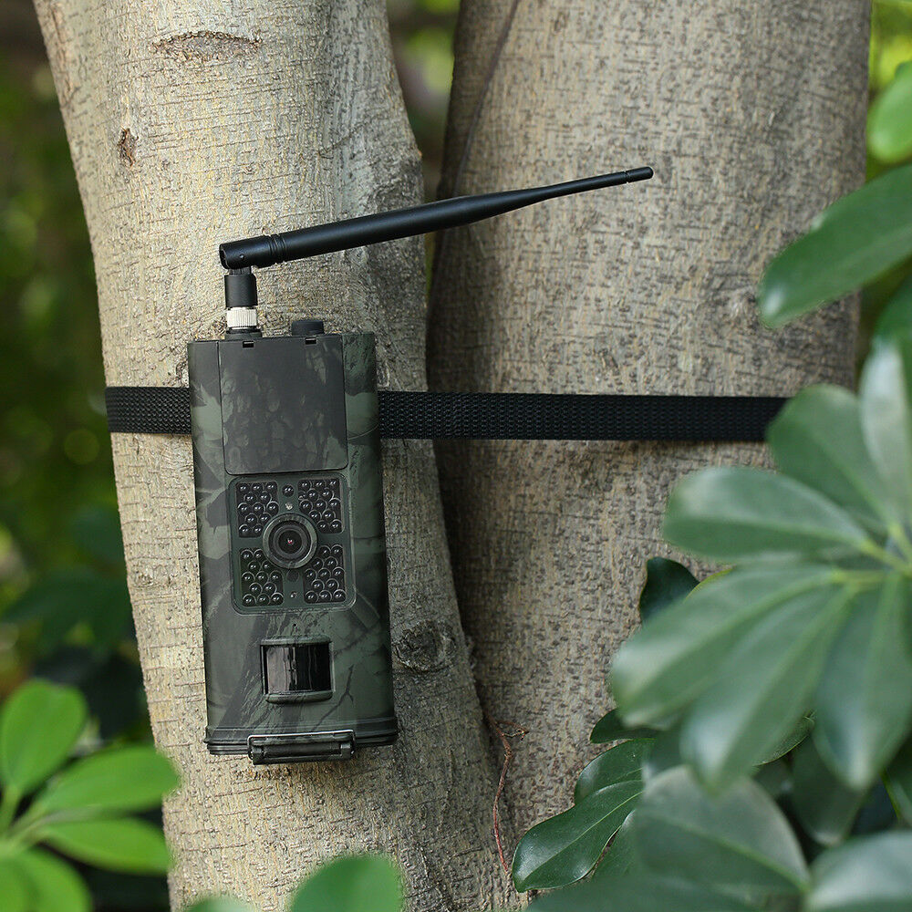 3G Trail Camera Home Security Hunting Scouting Cam Wireless Hidden C6L9