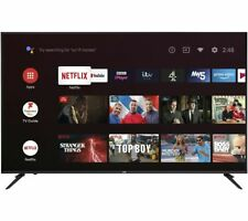 """JVC LT-65CA890 Android TV 65"""" Smart 4K Ultra HD HDR LED TV with Google Assistant"""